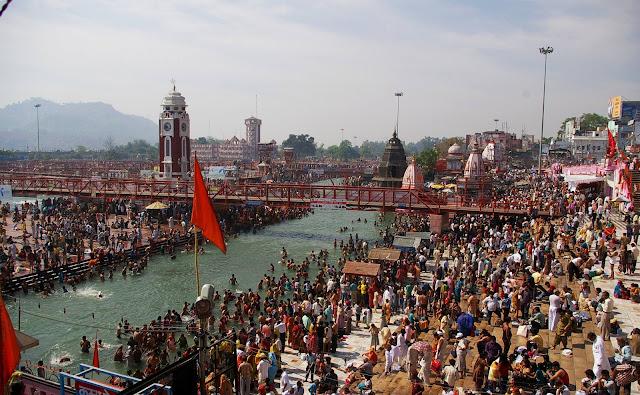 Ardh Kumbh Mela Haridwar