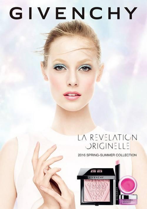 Givenchy Spring 2016 Makeup Collection: La Revelation Originelle