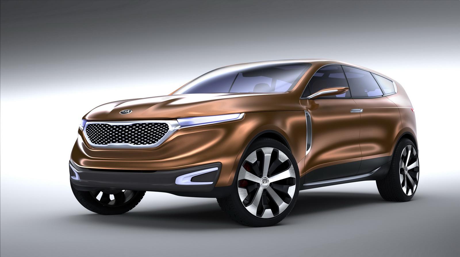 kia unveils cross gt concept at chicago auto show auto car best car news and reviews. Black Bedroom Furniture Sets. Home Design Ideas