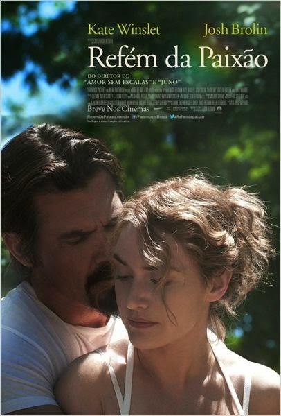 """Poster do filme """"Refém da Paixão"""""""