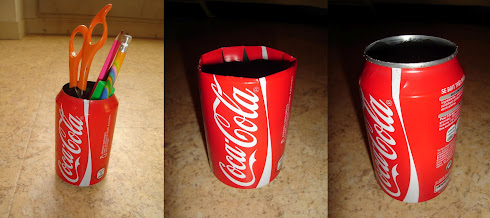 Pot à Crayons ( 3 modèles)