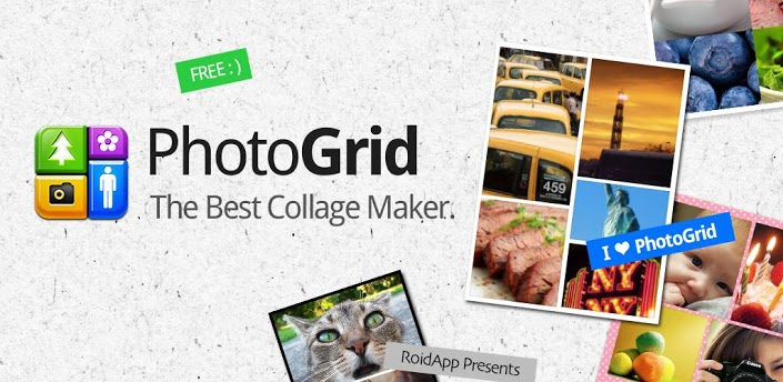 Download Photo Grid for PC/Photo Grid on PC - Andy