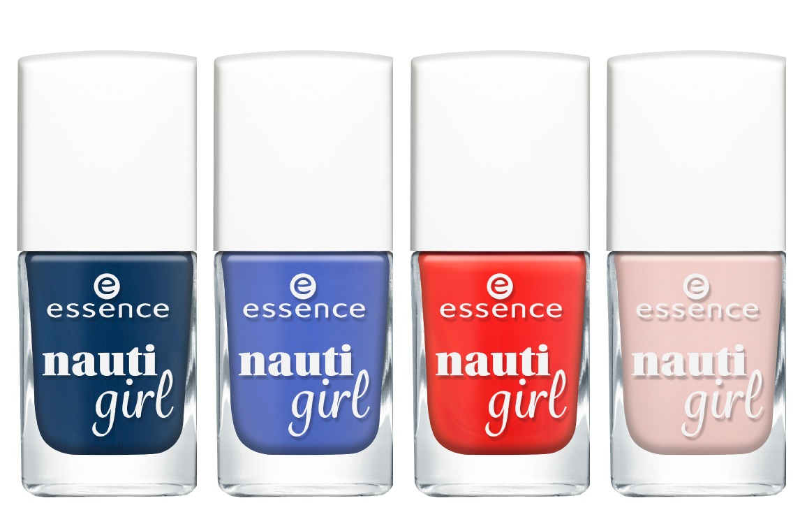 Plenty of Colors: Preview: essence Nauti Girl LE