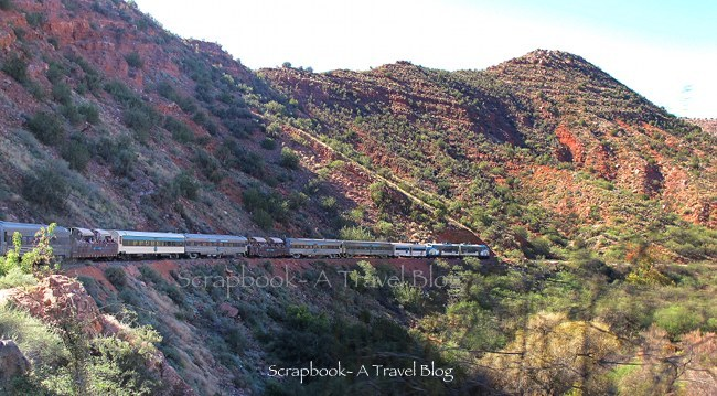 Verde Camp Railroad Clarkdale