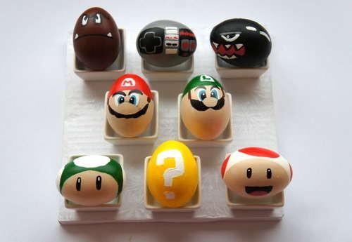 Huevos de Pascua de Super Mario Bros.