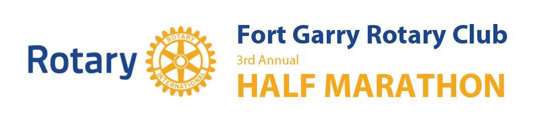 Rotary Half Marathon