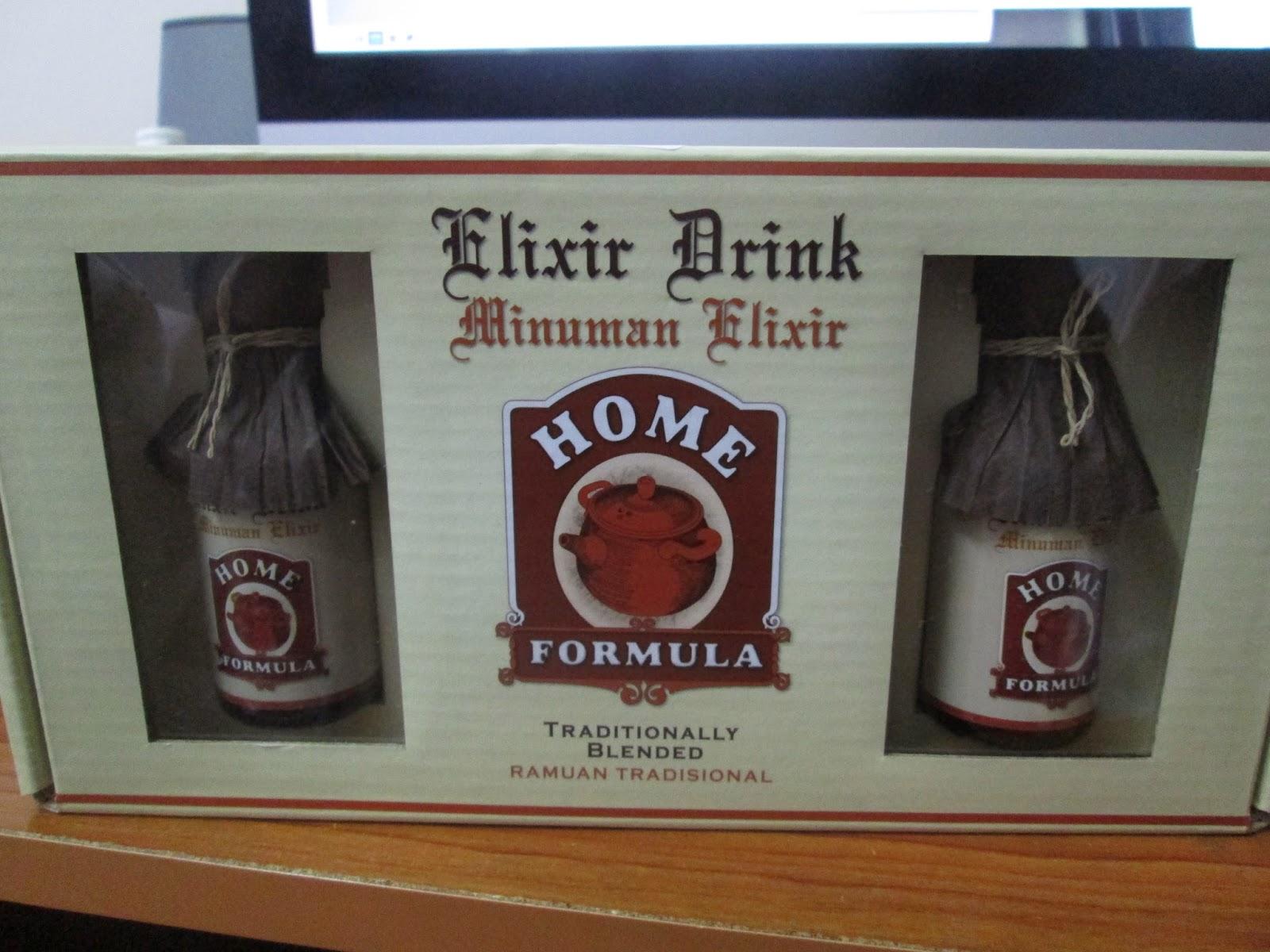 Elixir Drink Home Formula