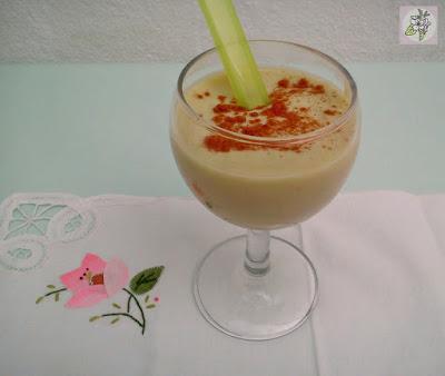 Batido de Aguacate, Delicioso.