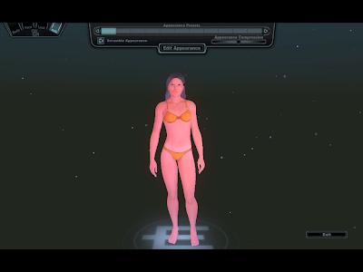 Entropia Universe - Appearance Preset 1