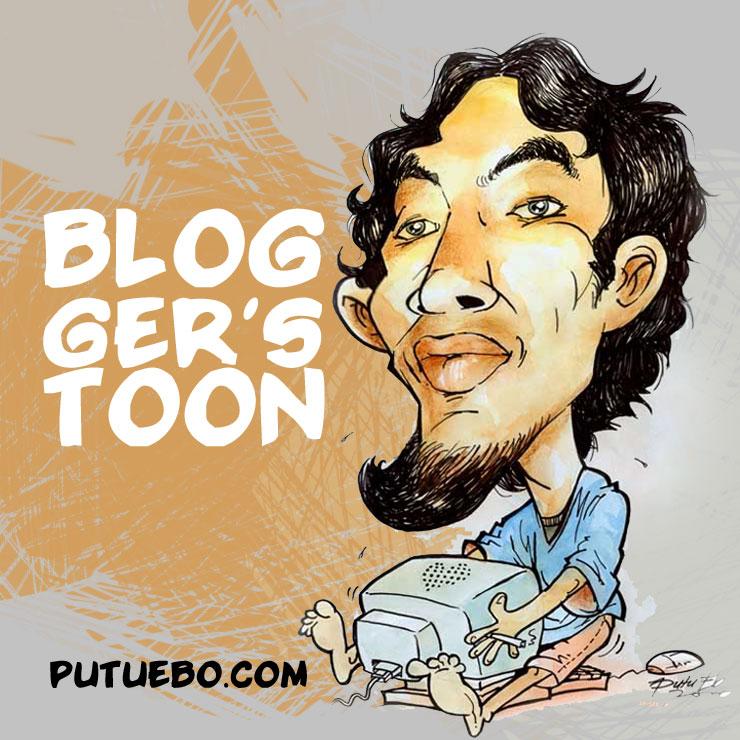 Blogger Toon