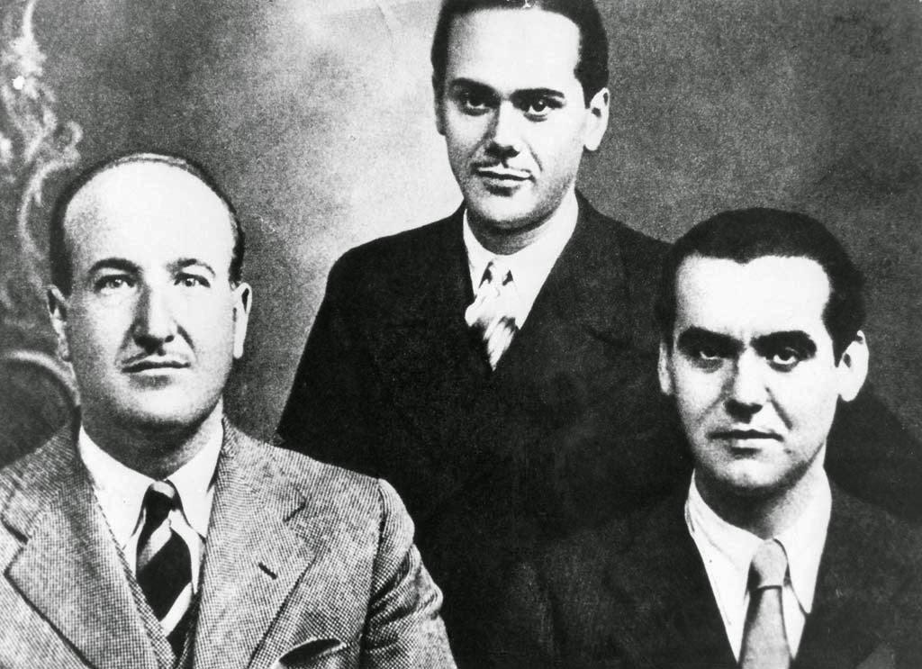 Aleixandre, Cernuda, Lorca