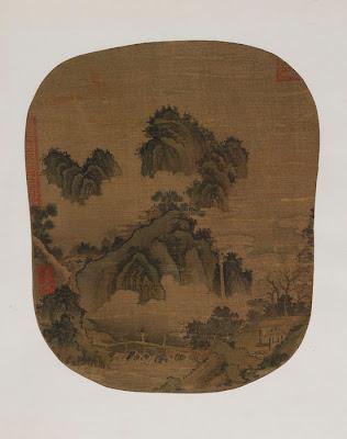Yuan Fan Painting