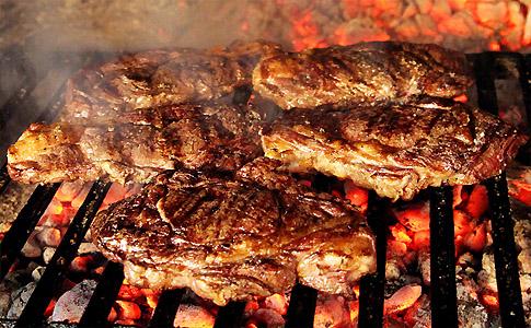 cocina peruana asado: