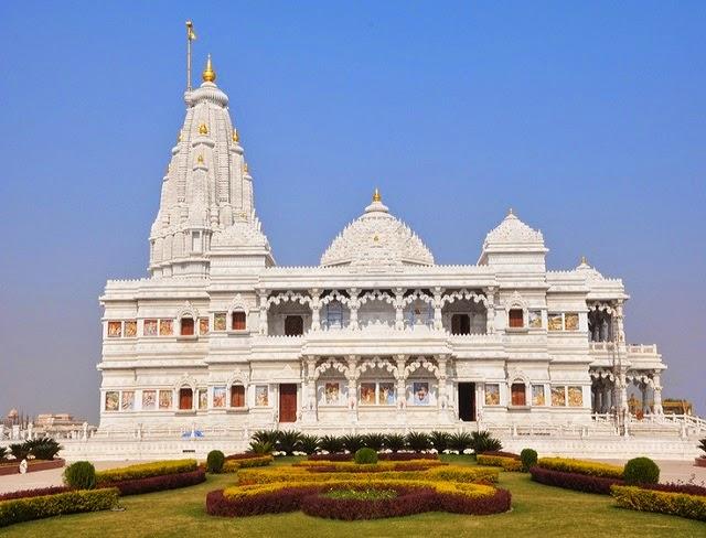 Vrindavan-The Playful Times of Lord Krishna