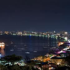 Pattaya in Thailand see April 2012