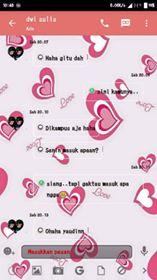 BBM Mod Love Story Versi 2.9.0.51 Apk untuk Android