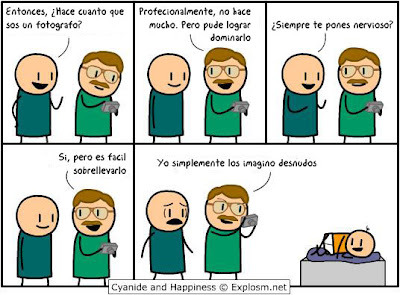Cyanide and Happiness humor negro