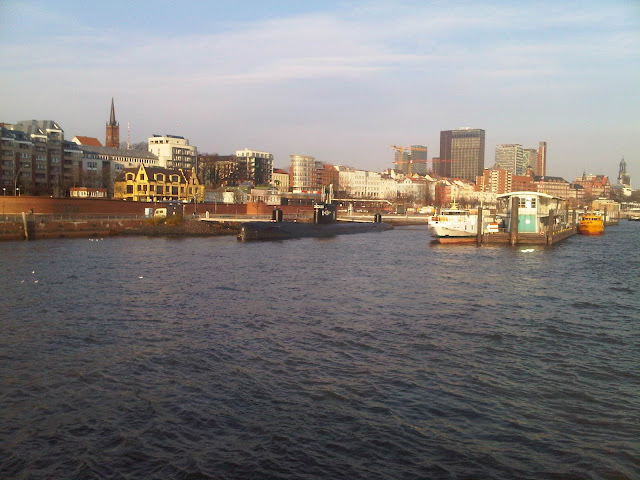 U-Boot - Hafen - Hamburg