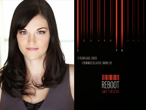 Amy Tintera, author of Reboot