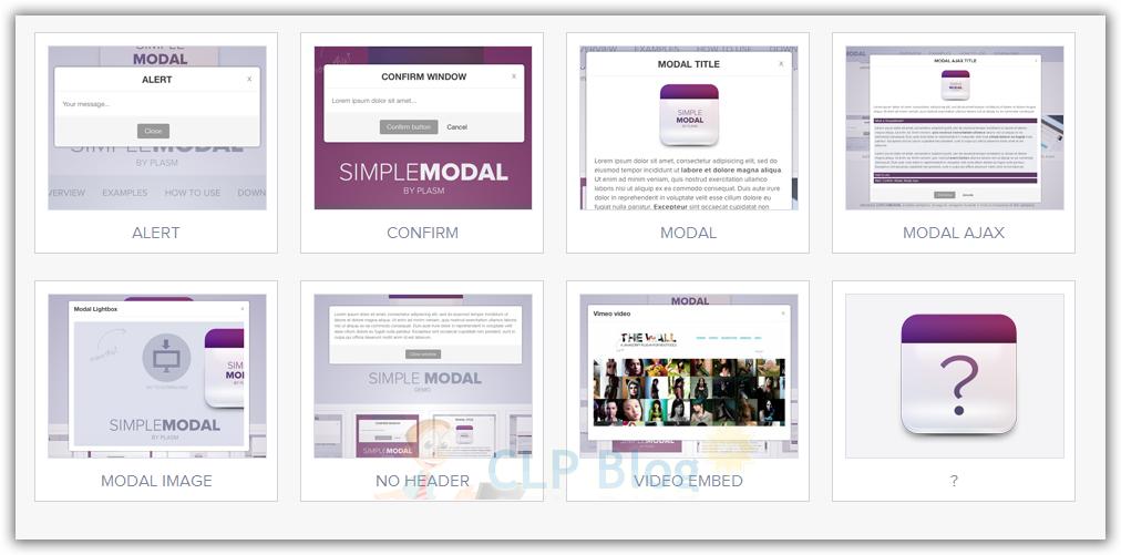 Finestre popup overlay pagine web clp blog - Finestre popup bloccate ...