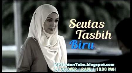 Seutas Tasbih Biru (2015) Astro - Full Telemovie