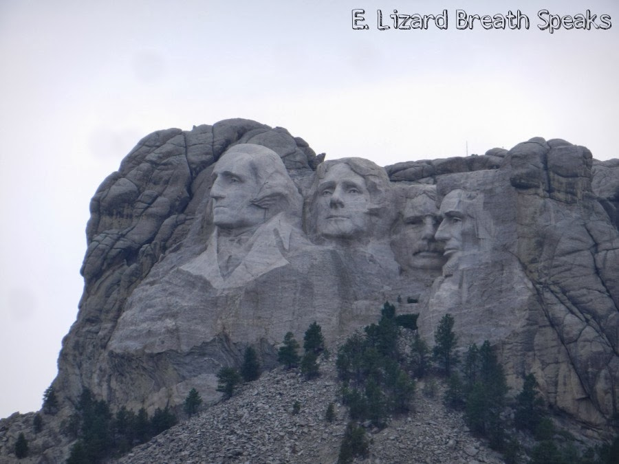 Mount Rushmore, South Dakota, 2013