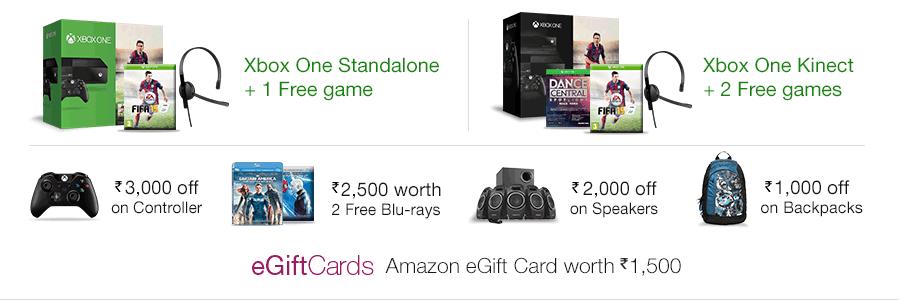 Microsoft's Xbox One Pre-Order Sale At Amazon, Also Read Reviews