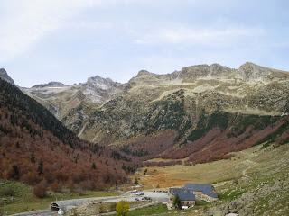 Hospital de Vielha i Vall de Mulleres  Tunel de Vielha Val d'Aran