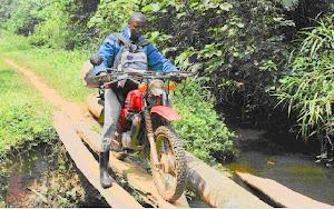 un ponte a Mangaki