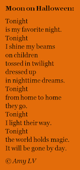 A Handful of Halloween Poems...