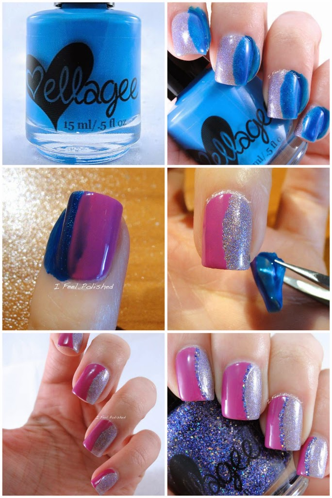 Nail Art with Latex