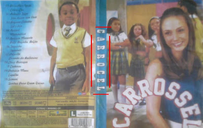 "Mundo de Carrossel: DVD pirata do ""Carrossel"" é sucesso de vendas ..."