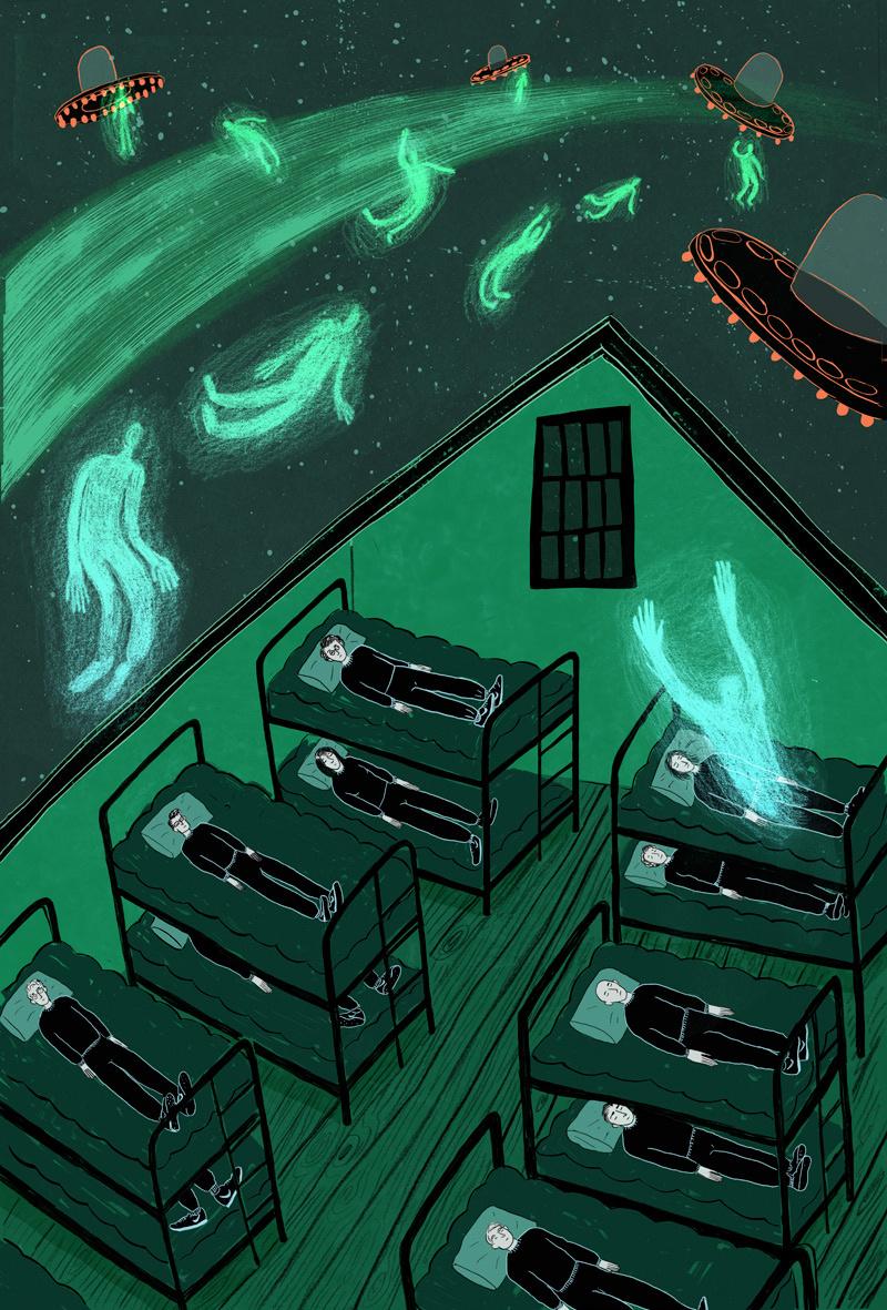 Los Aliens Existen, Lily Padula lo sabe