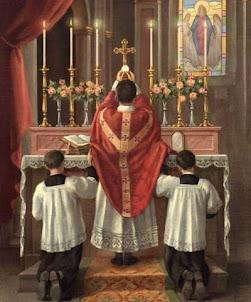 Santo Sacrifício da Missa, ápice da nossa Fé