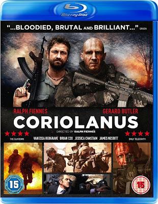 Coriolanus (2011) BRRip 720p 721MB mkv subs español (RESUBIDA)