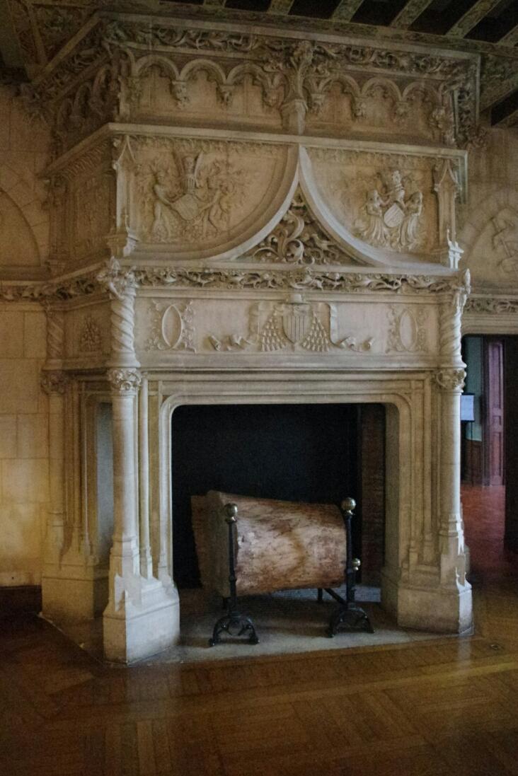 gollygeegosh france loire day 04 chateau de chaumont inside 3