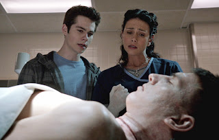 Teen Wolf S03E03. Fireflies