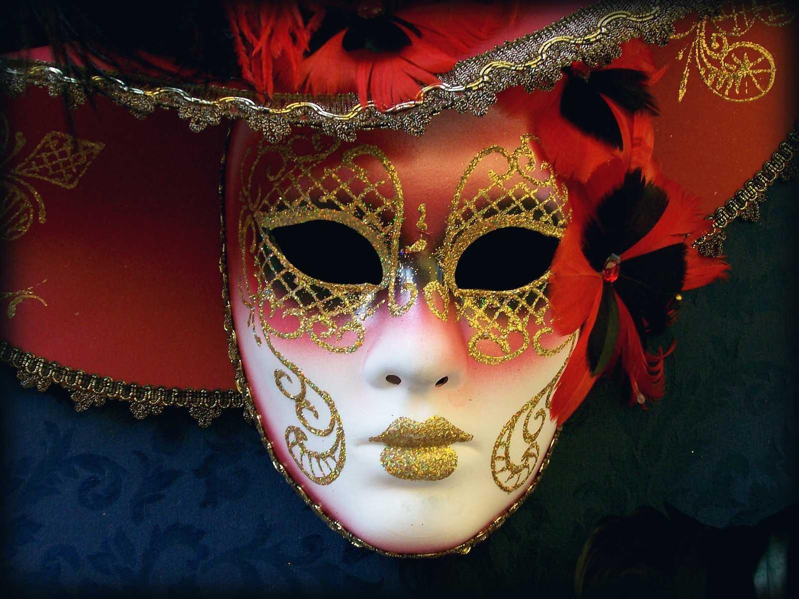 Las máscaras para la persona belita viteks