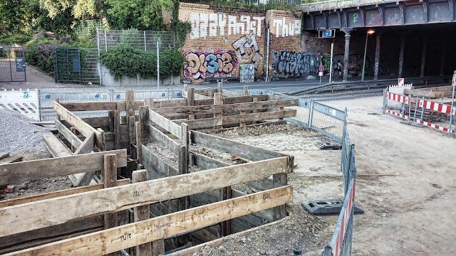 Baustelle Abriss, Gleimstraße 63 / Graunstraße 13, 13355 Berlin, 06.07.2014