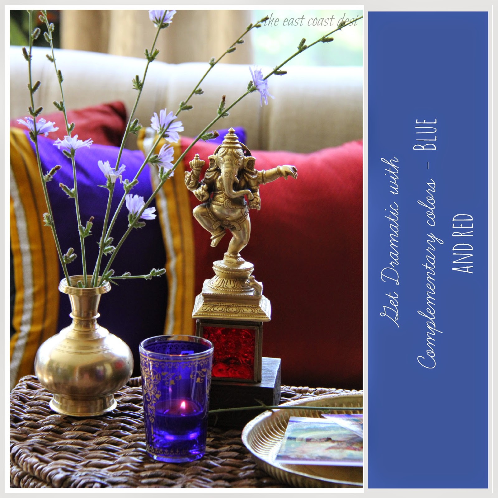 Ganesh chaturthi flowers may flower blog - Celebrate Ganesh Chaturthi In Glorious Technicolor