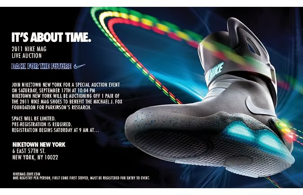 Nike Mag Prezzo