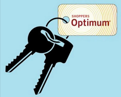 Shoppers Drug Mart Free Optimum Fob Key