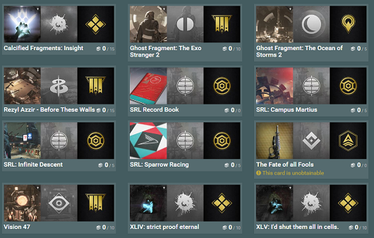 New dead ghost and grimoire discovered in destiny the taken king