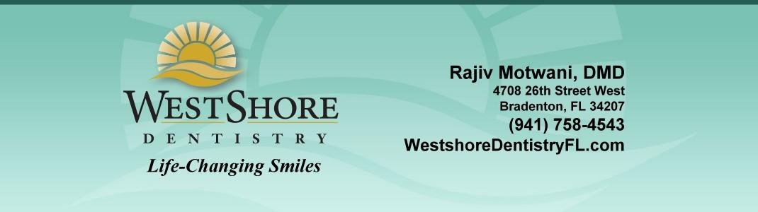 Westshore Dentistry Bradenton FL