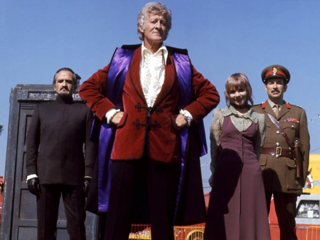 Doctor Who in the Seventies (and early Eighties)