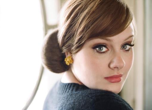 adele adkins Big and Beautiful : Adele