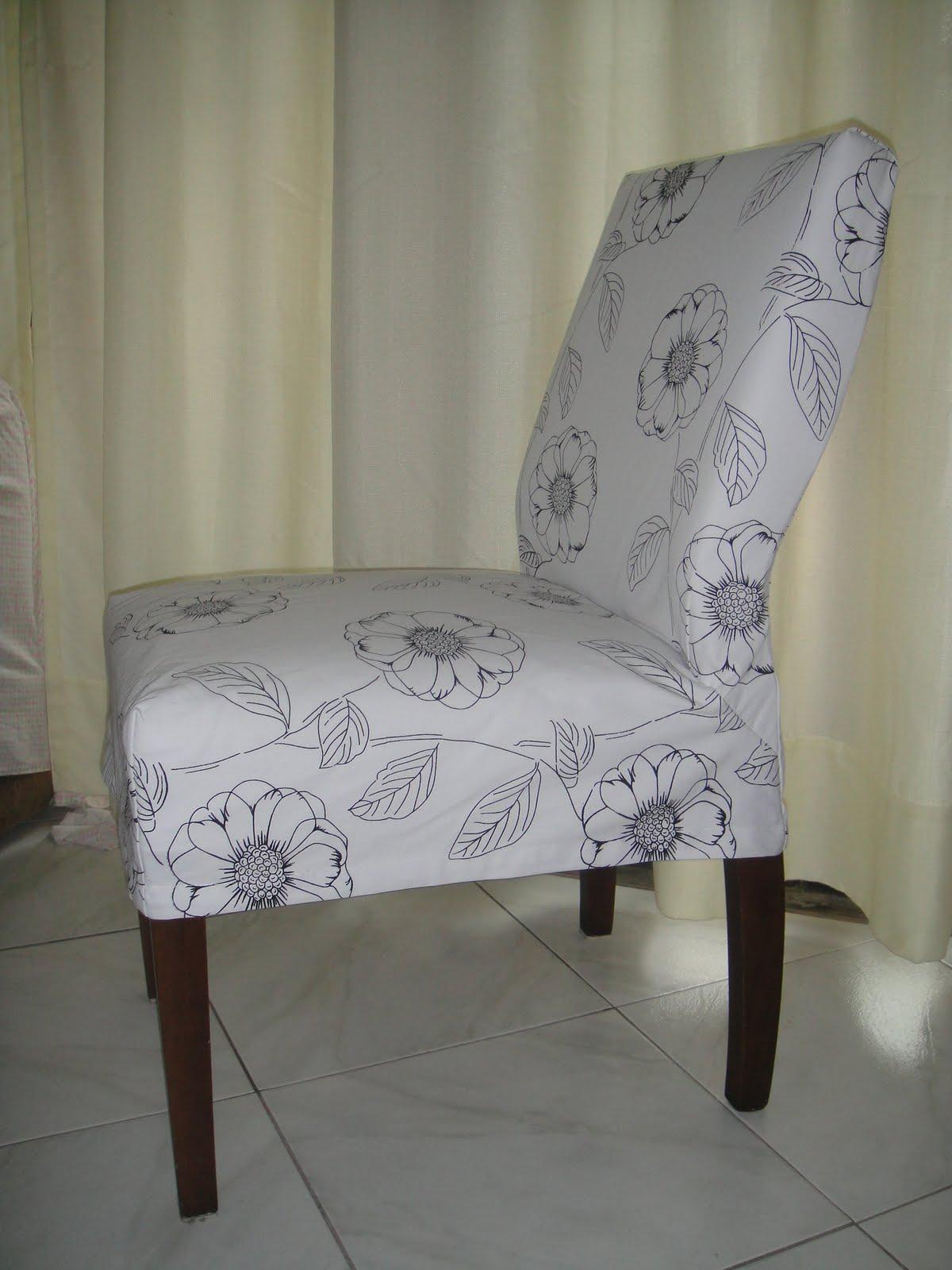 VaniaDecor: Capa de Cadeira. #746F57 1200x1600