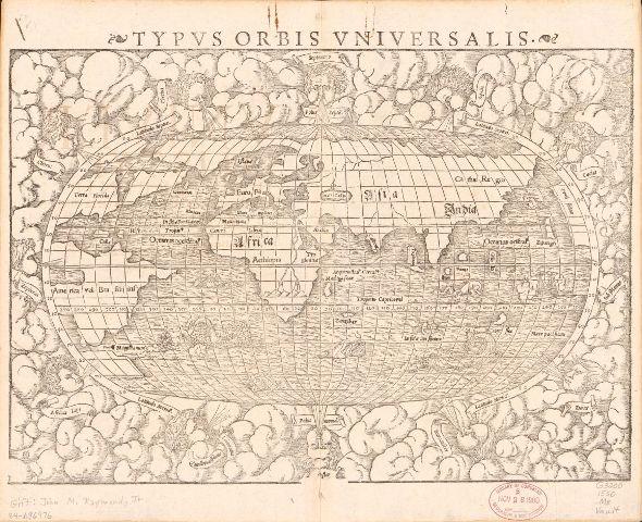 Typus Orbis Universalis