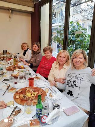 ΚΟΠΗ ΠΙΤΑΣ 2020 ΣΤΟ ΕΣΤΙΑΤΟΡΙΟ ΡΟΖΑΛΙΑ