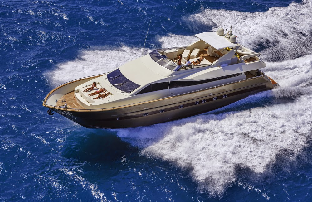 Richest 1 % recommend poorest 50 %, yacht for sale when they need money